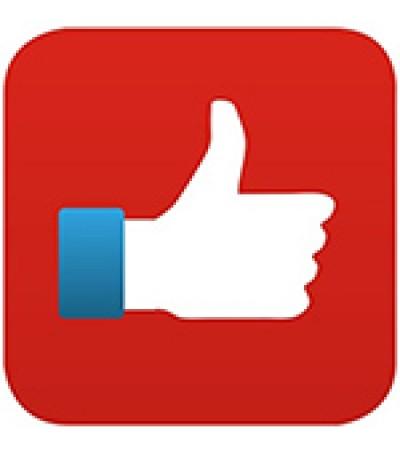 Заказать +500 лайков на видео в Youtube
