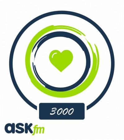 Заказать +3000 лайков на вопрос в ask.fm