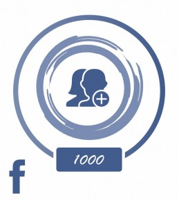 Заказать +1000 подписчиков в Facebook