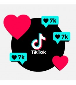 Заказать +100 лайков на видео TikTok