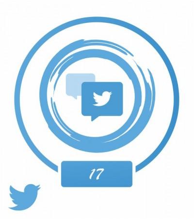 Сделать твит в популярные twitter аккаунты