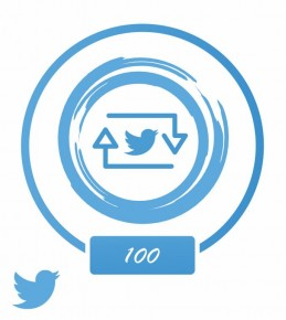 Заказать +100 ретвитов на твиты