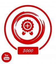 +5000 офферов на Youtube (мин. списаний)